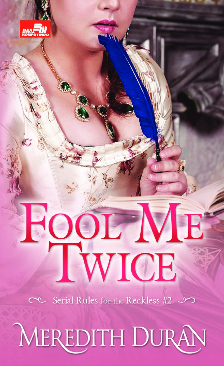 Buku Digital HR: Fool Me Twice oleh Meredith Duran