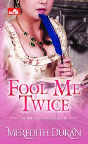 HR: Fool Me Twice by Meredith Duran Cover