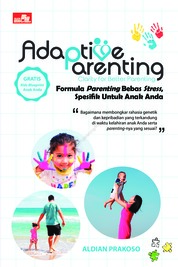 Cover Adaptive Parenting oleh Aldian Prakoso