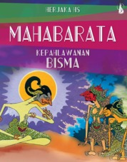 Cover Mahabarata: Kepahlawanan Bisma oleh Herjaka