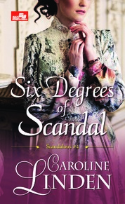 HR: Six Degrees of Scandal by Caroline Linden Cover