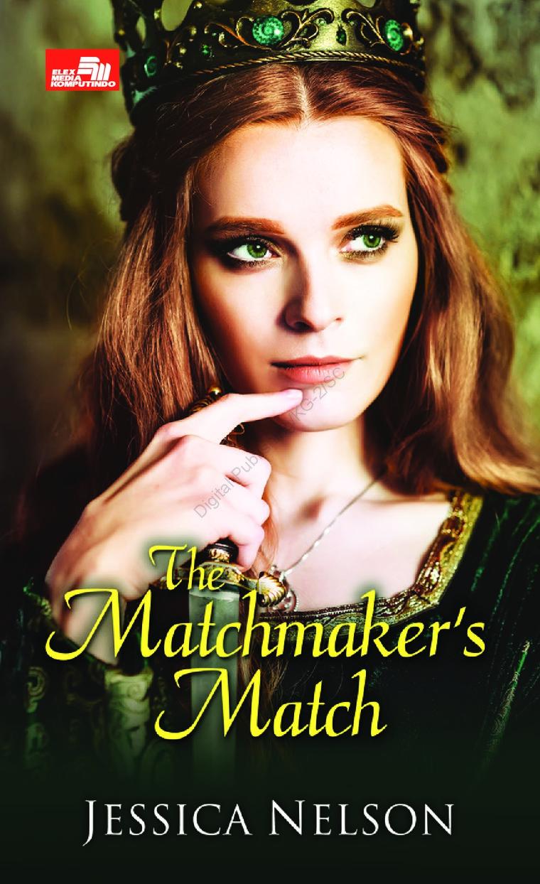 Buku Digital HR: The Matchmaker`s Match oleh Jessica Nelson