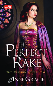HR: The Perfect Rake by Anne Gracie Cover