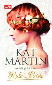 HR: Rule`s Bride by Kat Martin Cover