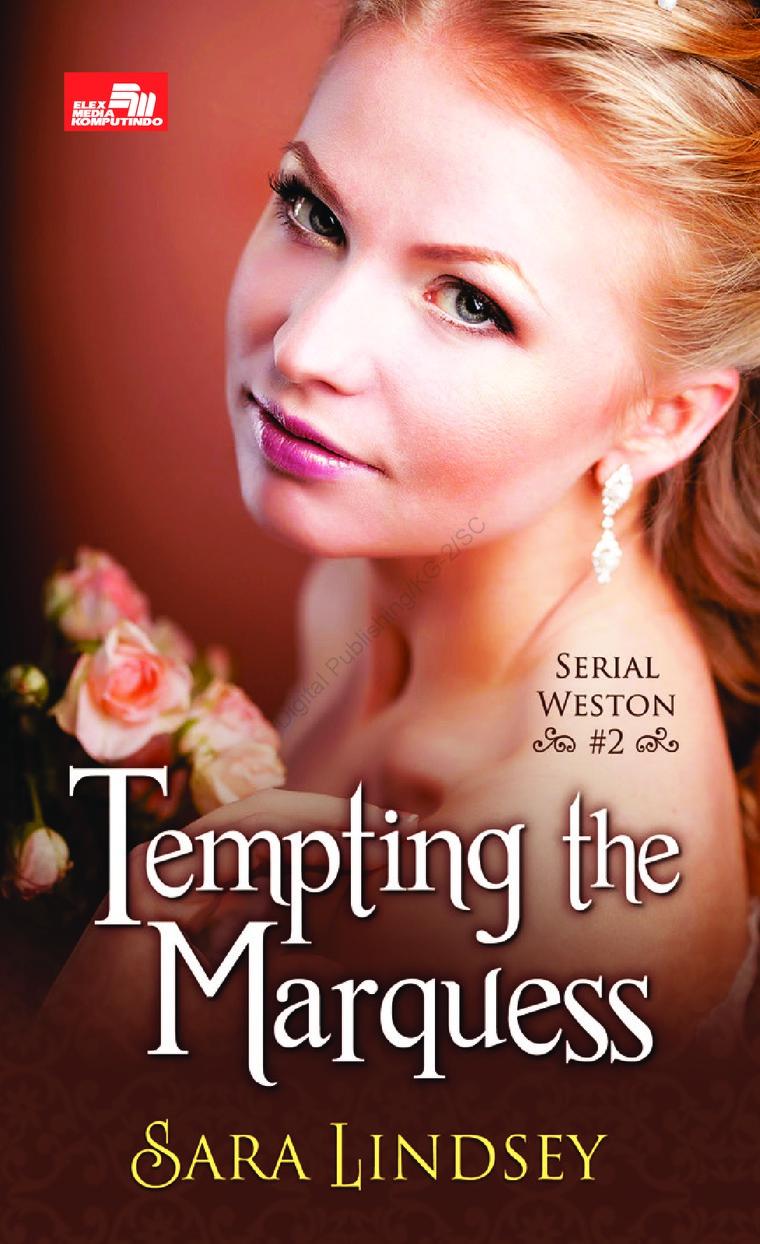 Buku Digital HR: Tempting The Marquess oleh Sara Lindsey