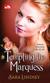 HR: Tempting The Marquess by Sara Lindsey Cover