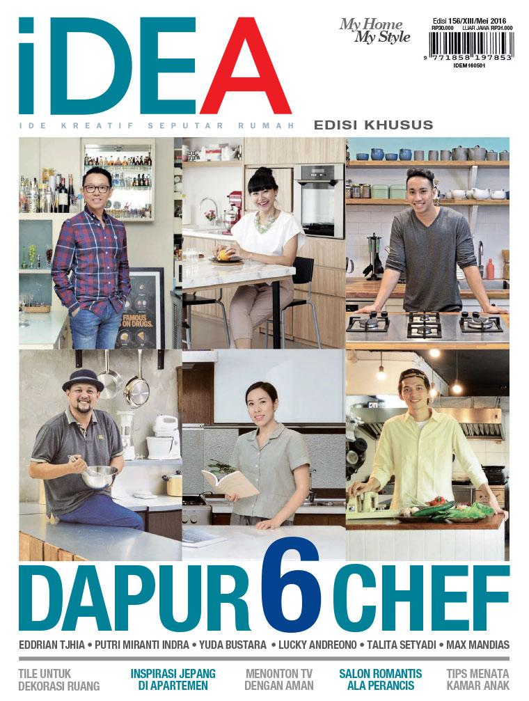 Majalah Digital iDEA ED 156 2016