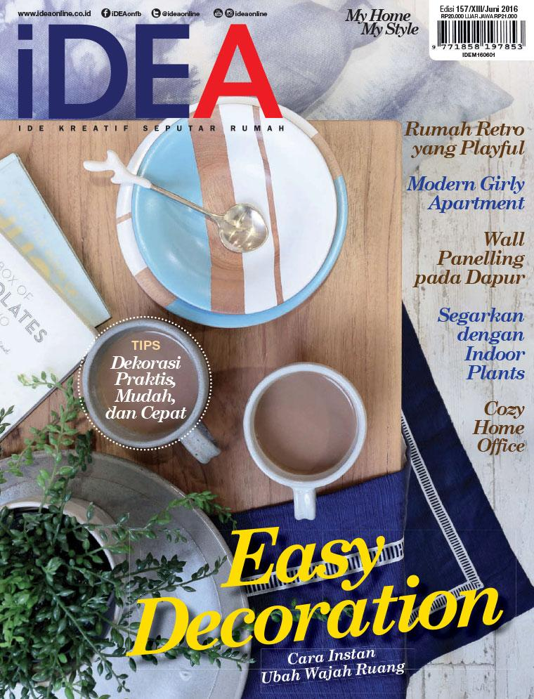 Majalah Digital iDEA ED 157 2016