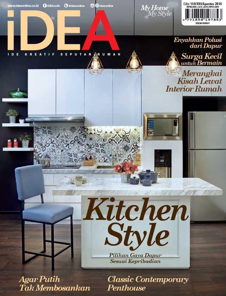 Majalah Digital iDEA ED 159 2016