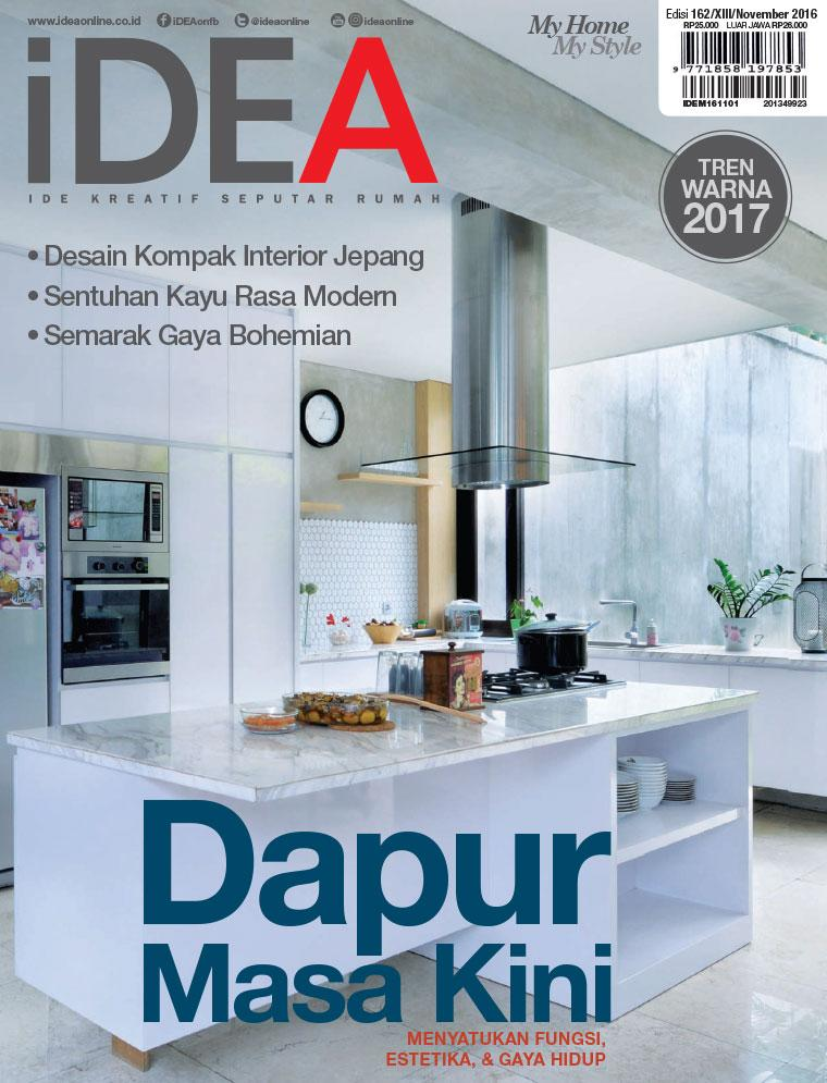 Majalah Digital iDEA ED 162 2016