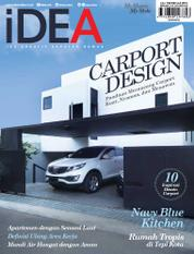 Cover Majalah iDEA ED 158 2016