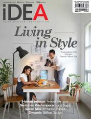 IDEA Magazine Cover ED 164 2017