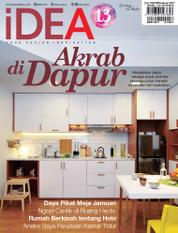 IDEA Magazine Cover ED 165 2017