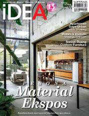 IDEA Magazine Cover ED 166 2017