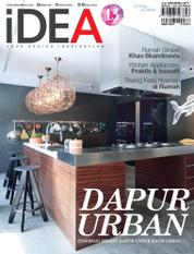 IDEA Magazine Cover ED 168 2017