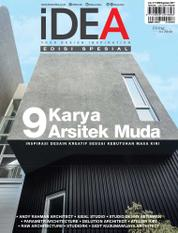 IDEA Magazine Cover ED 171 2017
