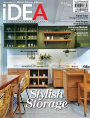 IDEA Magazine Cover ED 174 2017