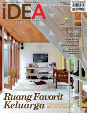 IDEA Magazine Cover ED 175 2017