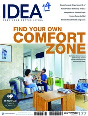 IDEA Magazine Cover ED 177 2018