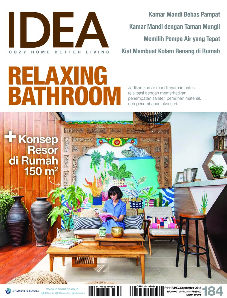 Majalah Digital iDEA ED 184 September 2018