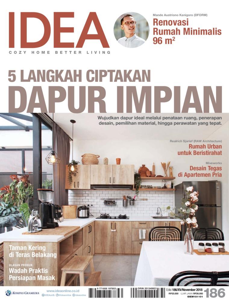 Majalah Digital iDEA ED 186 November 2018
