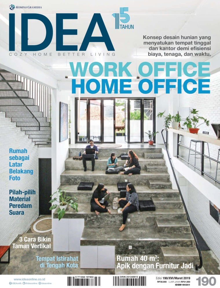 IDEA Digital Magazine ED 190 March 2019