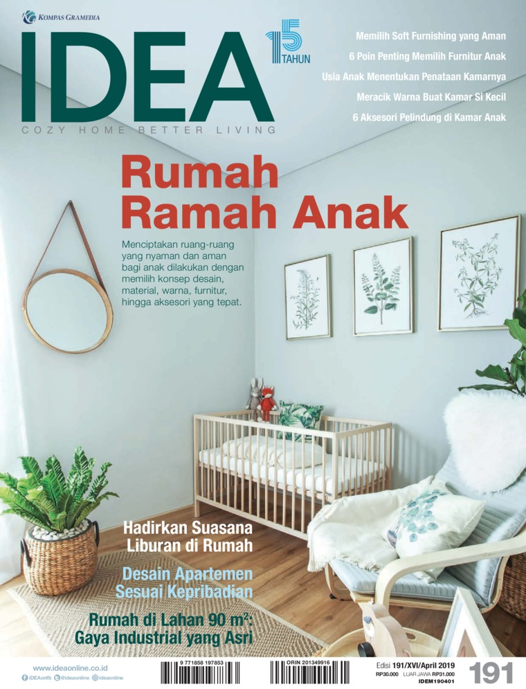 Majalah Digital iDEA ED 191 April 2019