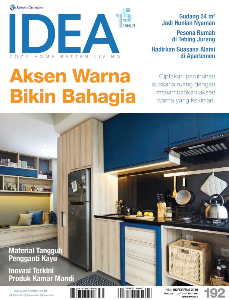 Majalah Digital iDEA ED 192 Mei 2019