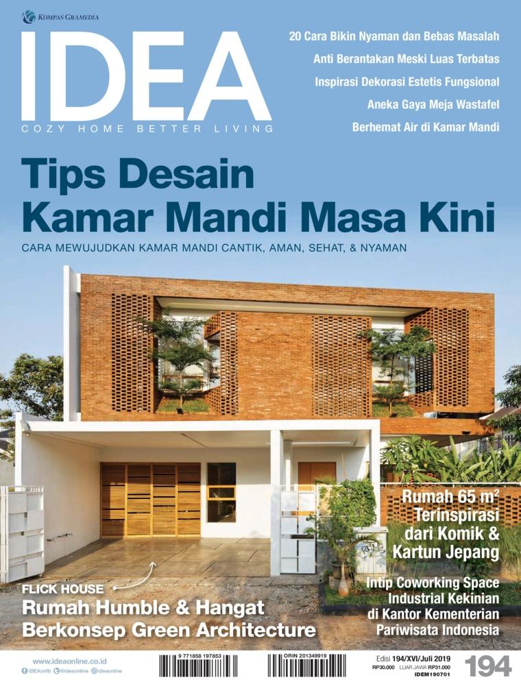 Majalah Digital iDEA ED 194 Juli 2019