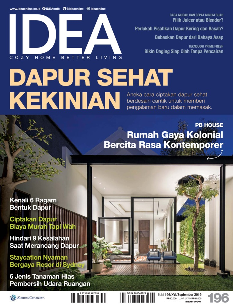 IDEA Digital Magazine ED 196 September 2019