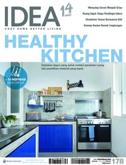 IDEA Magazine Cover ED 178 2018