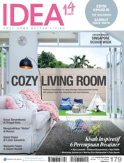 IDEA Magazine Cover ED 179 2018