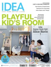 IDEA Magazine Cover ED 180 2018