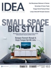 IDEA Magazine Cover ED 183 August 2018