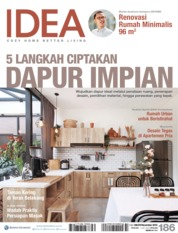 Cover Majalah iDEA ED 186 November 2018