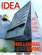 IDEA Magazine Cover ED 188 January 2019