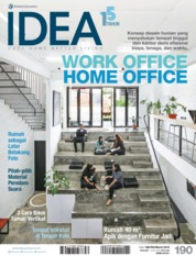 IDEA Magazine Cover ED 190 March 2019