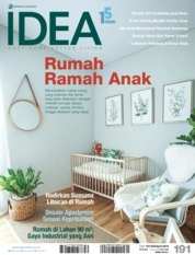 IDEA Magazine Cover ED 191 April 2019