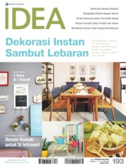 Cover Majalah iDEA ED 193 Juni 2019