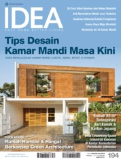 Cover Majalah iDEA ED 194 Juli 2019