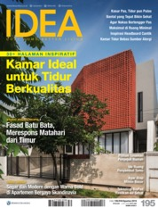 IDEA Magazine Cover ED 195 August 2019