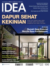 IDEA Magazine Cover ED 196 September 2019