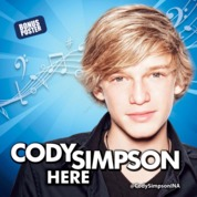 Cover Cody Simpson Here oleh CodySimpsonINA