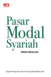 Cover Pasar Modal Syariah oleh Irwan Abdalloh