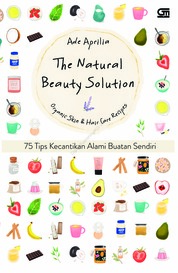 Cover The Natural Beauty Solution oleh Ade Aprilia