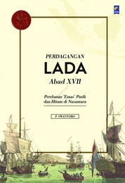 Cover Perdagangan Lada Abad XVII oleh P. Swantoro