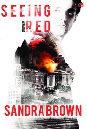Meradang (Seeing Red) by Sandra Brown Cover