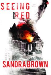 Cover Meradang (Seeing Red) oleh Sandra Brown