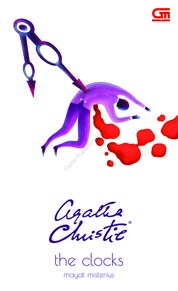 Cover Mayat Misterius (The Clocks) oleh Agatha Christie