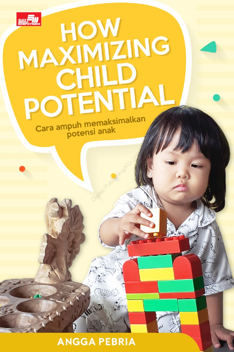 Buku Digital How Maximizing Child Potential oleh Angga Pebria Wenda M